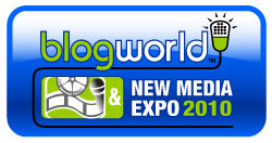 Blog World Expo 2010